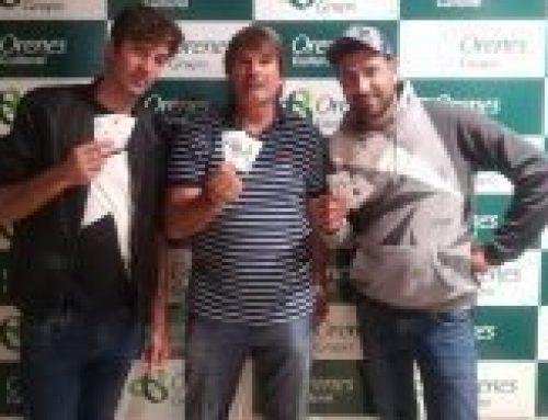 """Ganadores 5º Torneo de Liga """"evento principal"""""""
